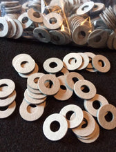 Load image into Gallery viewer, 1000 Tattoo Machine Grey Fiber Coil Core Washers Binding Parts Coil 5/16