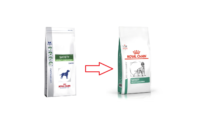 Weight Management von Royal Canin - neues Design