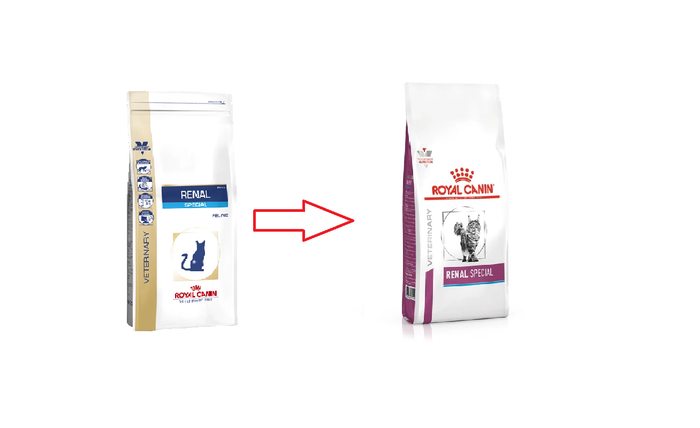 Vital Support von Royal Canin - neues Design