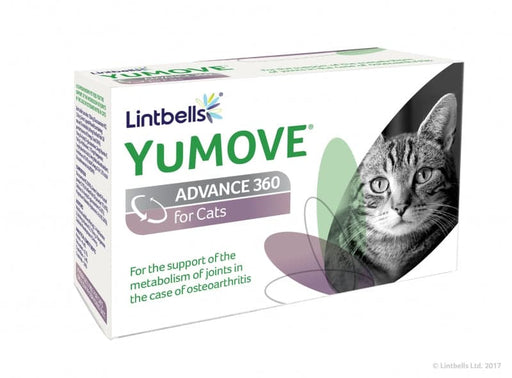 YuMOVE Advance 360 for Cats | Marigin AG