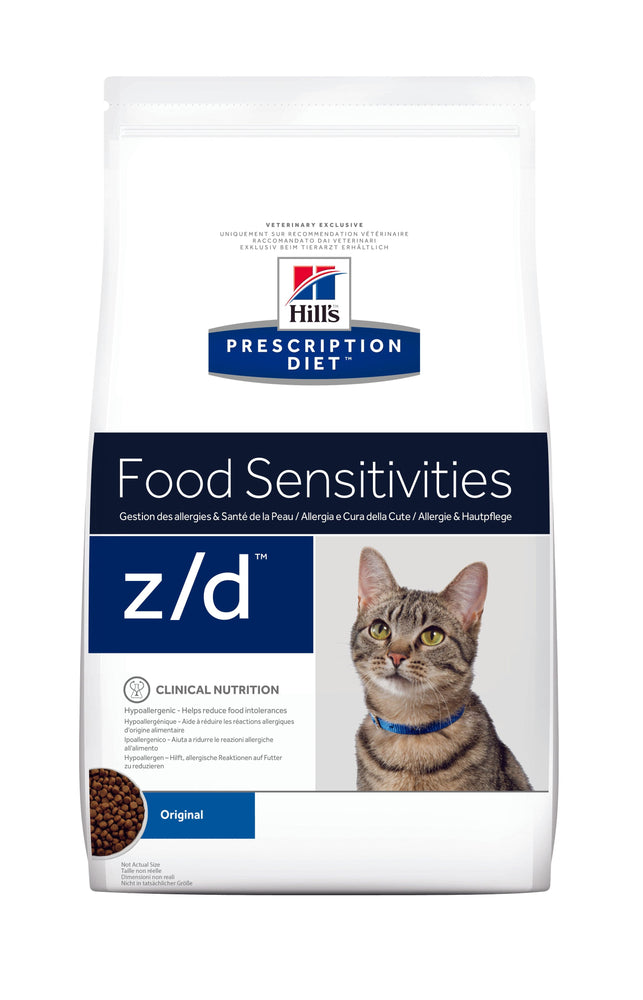 Feline z/d | Hill's Prescription Diet