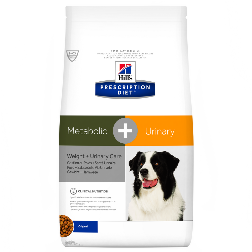 Canine Metabolic + Urinary | Marigin AG