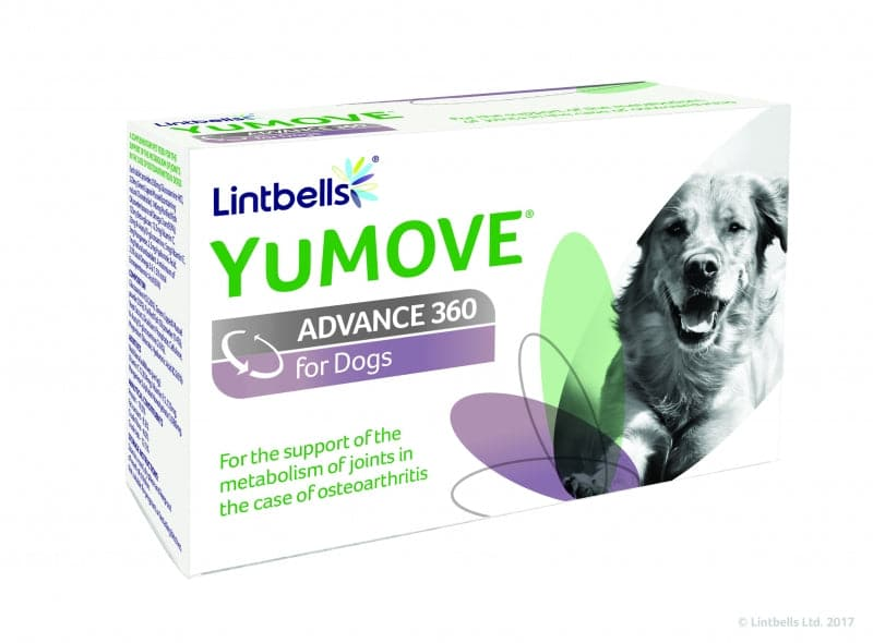 YuMOVE Advance 360 for Dogs | Marigin AG