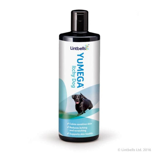 YuMEGA Itchy Dog | Marigin AG