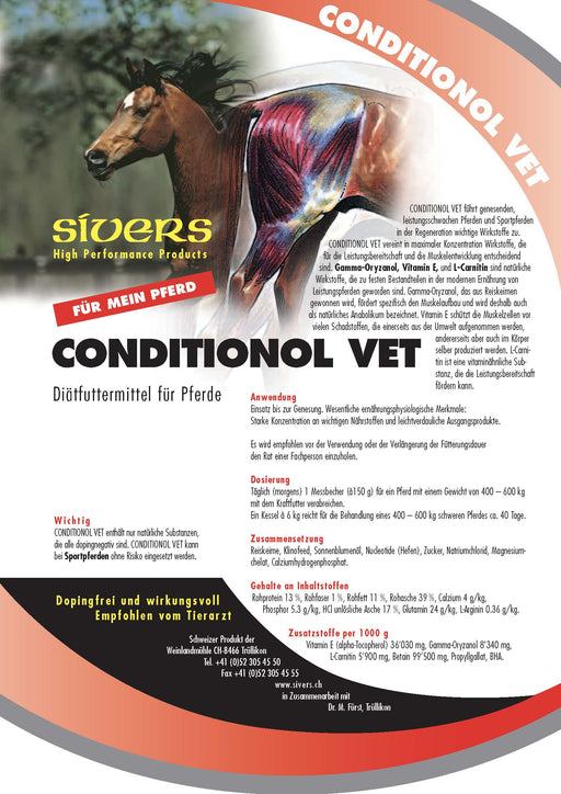 Conditionol Vet | Marigin AG