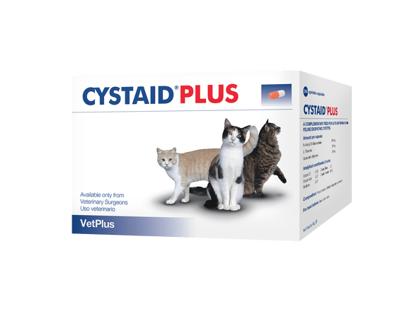 Cystaid Plus | Marigin AG