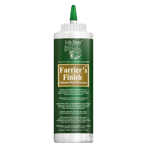 Farrier's Finish Hoof Protection
