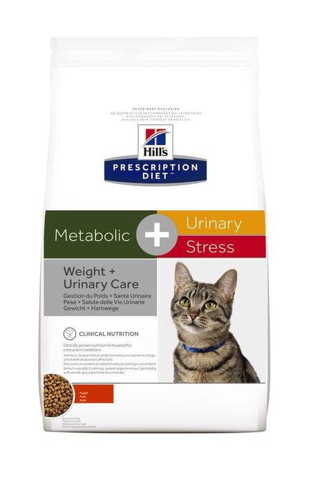 Feline Metabolic +Urinary Stress | Marigin AG