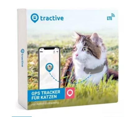 Tractive GPS Tracker LTE