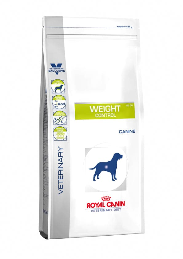 Weight Control Dog | Marigin AG