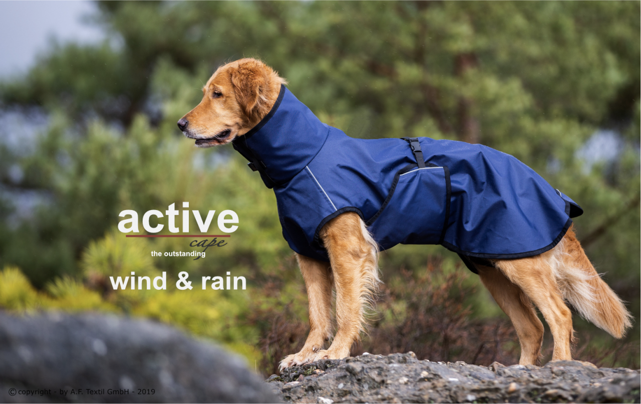 Active Cape Wind & Rain