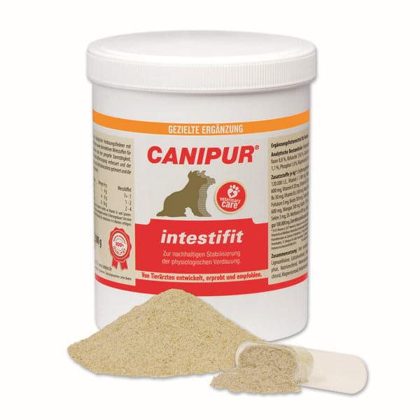 Canipur Intestifit | Marigin AG