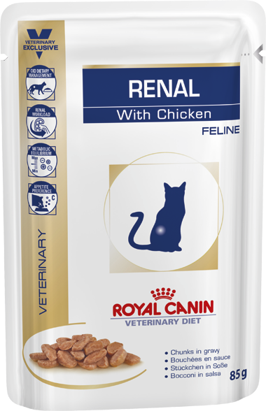 Renal Cat Beutel | Marigin AG
