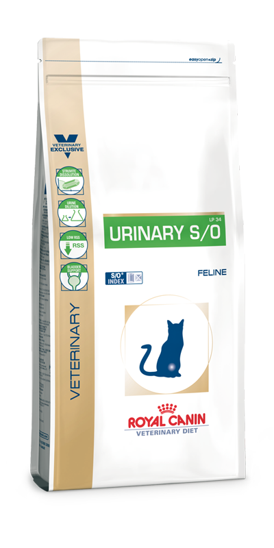 Urinary S/O Cat | Marigin AG