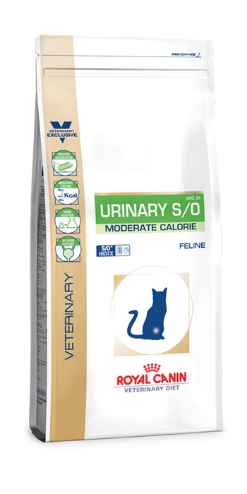Urinary S/O Moderate Calorie Cat | Marigin AG