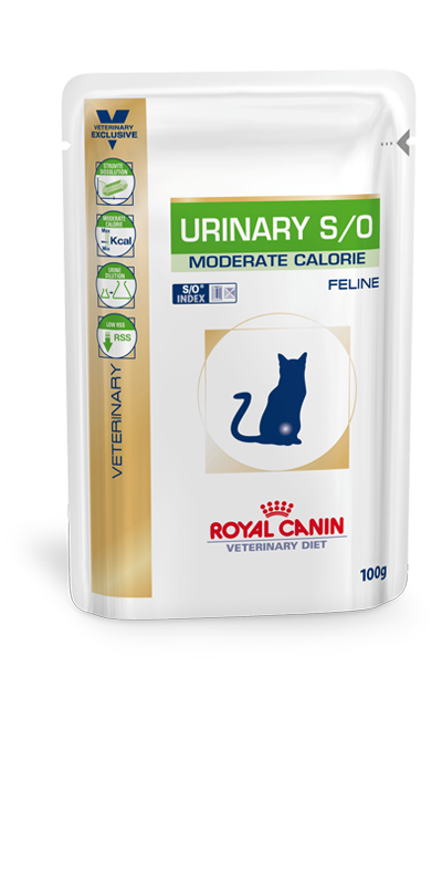 Urinary S/O Moderate Calorie Cat Beutel | Marigin AG