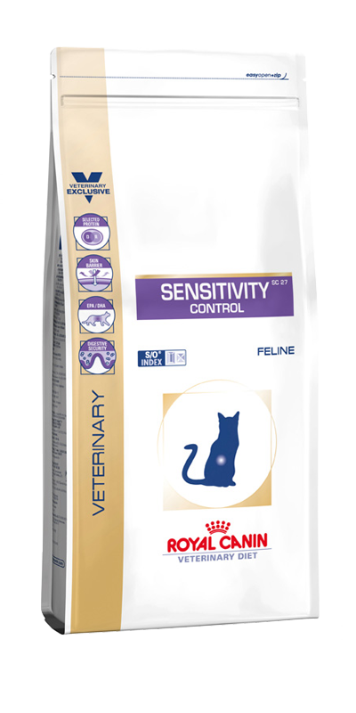 Sensitivity Control Cat | Marigin AG