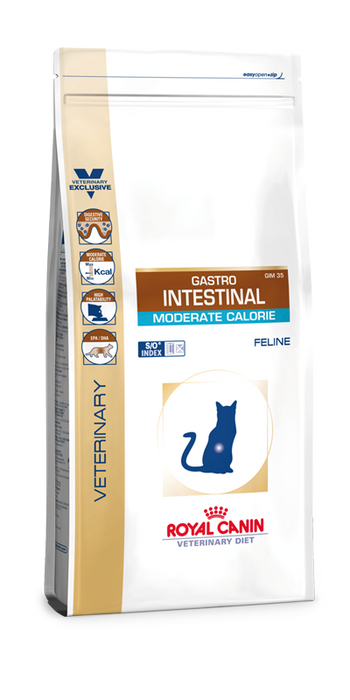 Gastro Intestinal Moderate Calorie Cat | Marigin AG