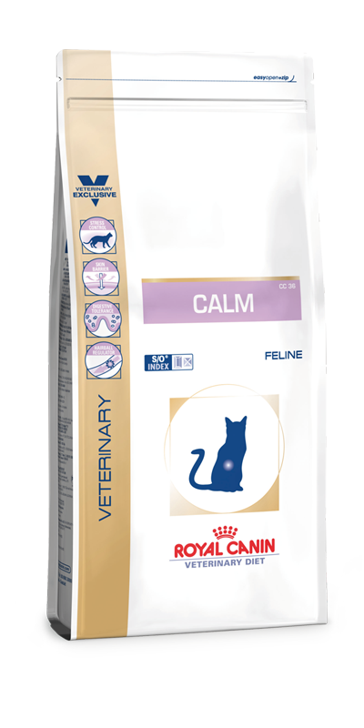 Calm Cat | Marigin AG