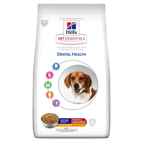 Dental Health Mature Adult Medium & Large Breed