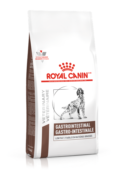 Gastro Intestinal Low Fat Dog