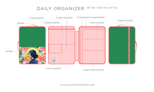 Bloom Daily Organizer