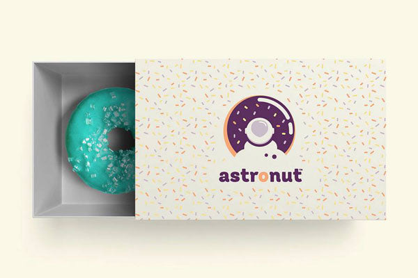 Astronaut Donuts