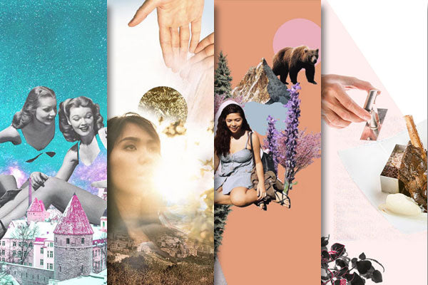 Design Inspiration: The Collage Art Trend