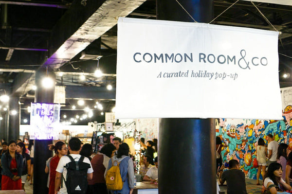 What A Wonderful, Colorful World: CommonRoomPH & Co.