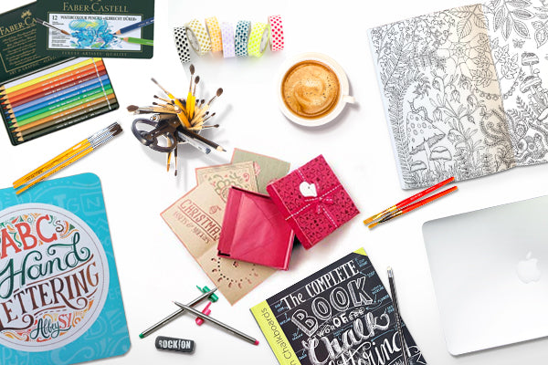 12 Ultimate Gift Guide for The Creative and Crafters