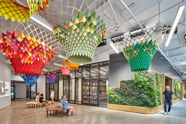 ETSY'S NEW HEADQUARTERS WILL FILL YOU WITH ENVY