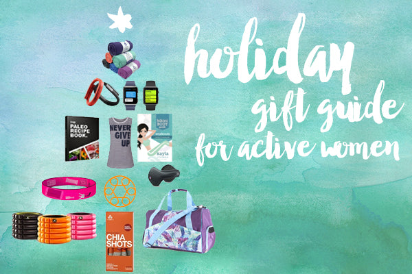 Holiday gift guide for active women