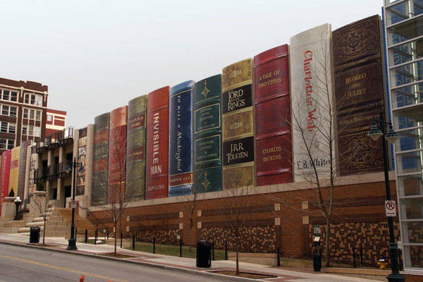 Brilliant Decoration for the Kansas City Public Library
