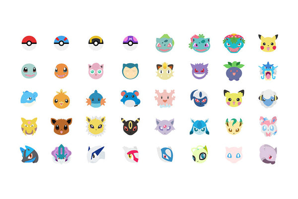 Pokémoji Keyboard Project
