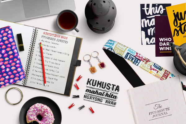 Stocking Stuffers! 12 Gifts under P1000