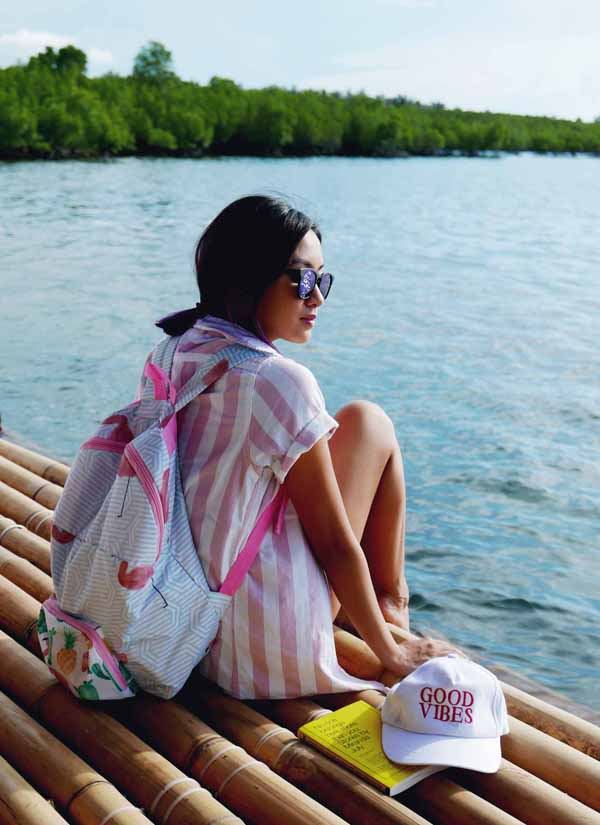 Tropical Pink by Laureen Uy