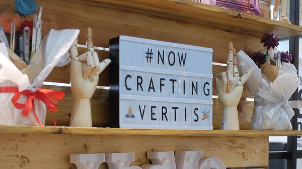 A Crafty Cafe: The Craft Central Vertis North
