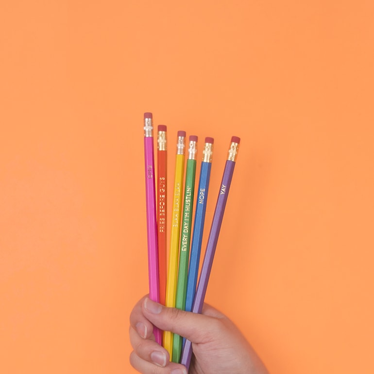Pencil It In... The New PdP Pencil Sets