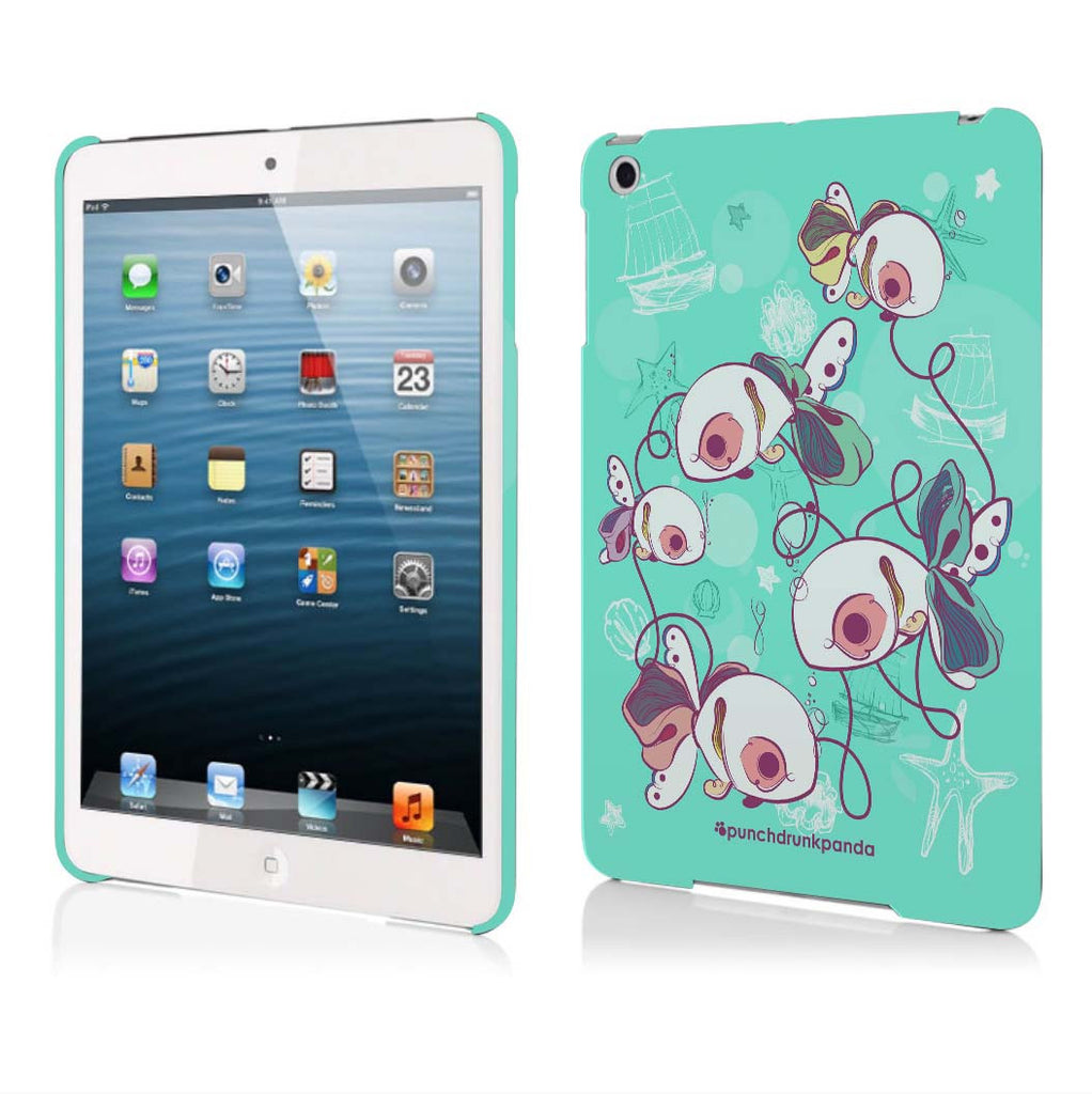Travel Tokens iPad Mini Case