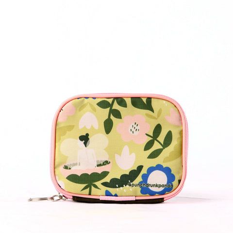Spring Fairies Daily Card Pouch