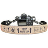 Handle With Care Camera Strap