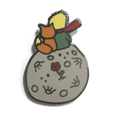 Little Prince Enamel Pin
