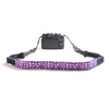 Inky Kisses Camera Strap