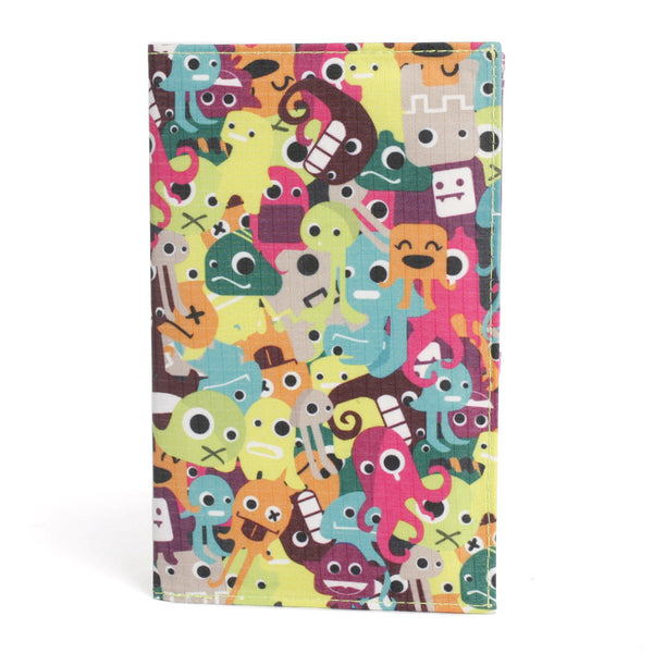 Monsters Passport Wallet