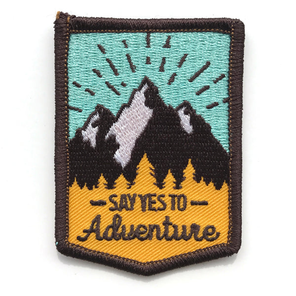Say Yes to Adventure Patch