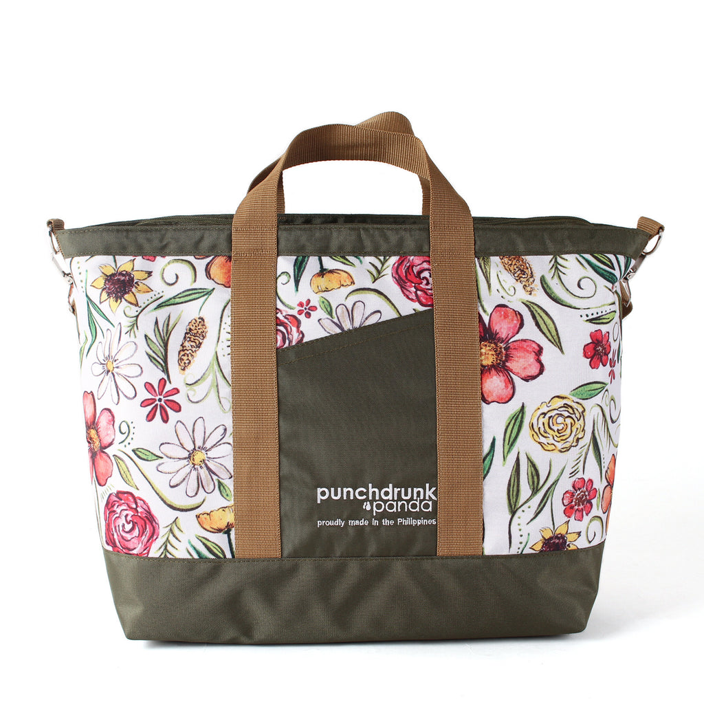 Romantic Vintage Tote Bag