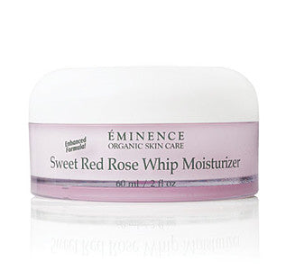 Sweet Red Rose Whip Moisturiser