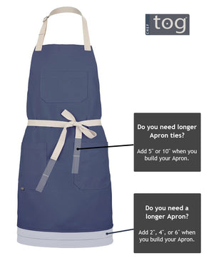 CHEFtog Customize Your Apron Online