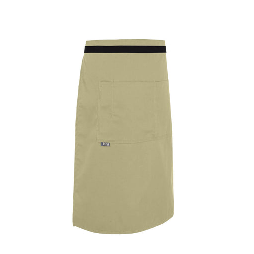 CHEFtog Lightweight Three Quarter Bistro Server Apron