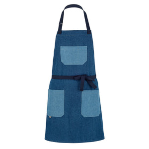 Chicago Blues Apron--CHEFtog